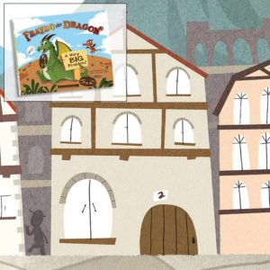 sponsor a classroom with fraydo the dragon